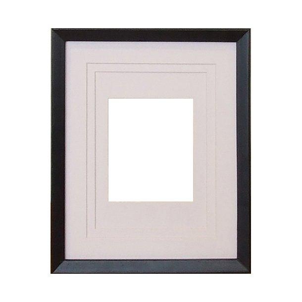 BLID svart 20x25 cm 15x20/13x18/10x12